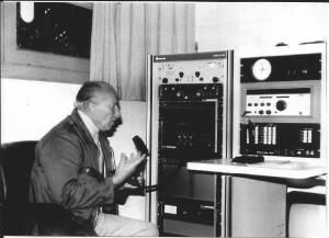 Alfredo Marconi (LU2DOT) - Impulsor de la creación del Radio Club Caseros.